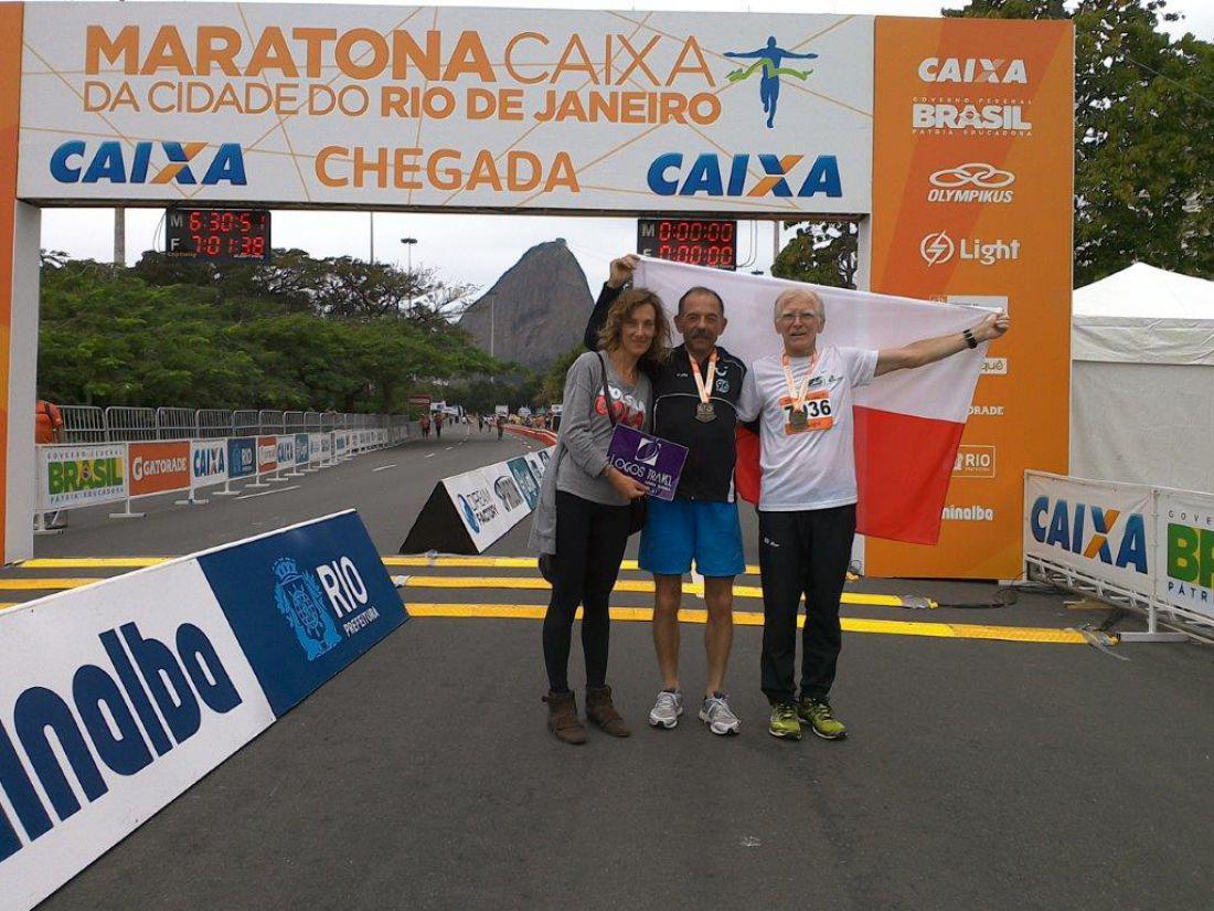 maraton w Rio de Janeiro