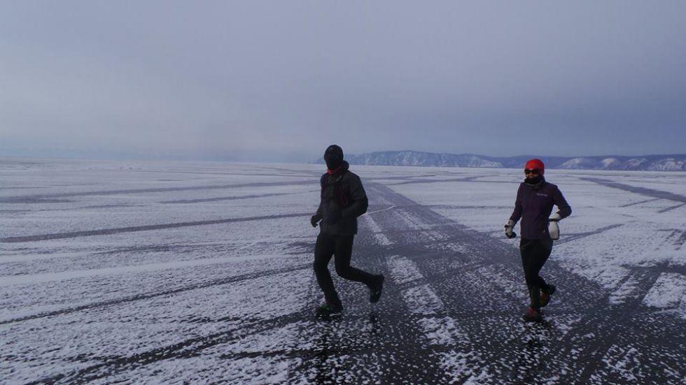 Maraton - Bajkal
