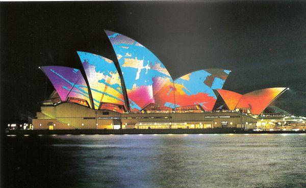 Wycieczka do Australii. Słynna opera w Sydney