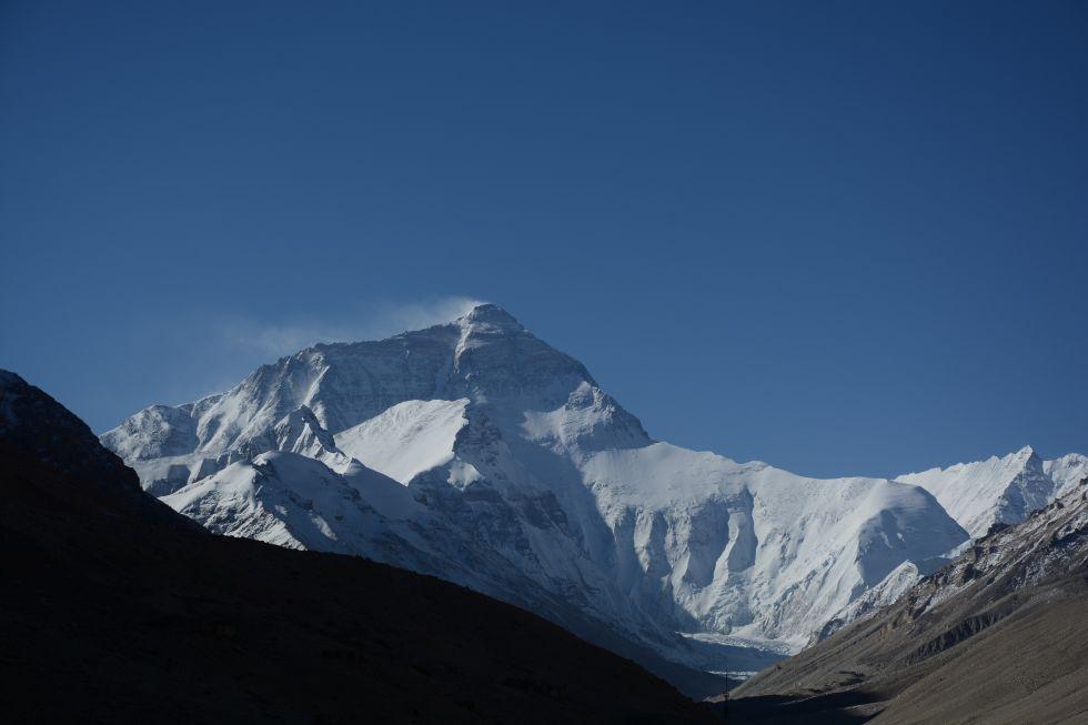 Jomolhari w Bhutanie. Trekking w Bhutanie.