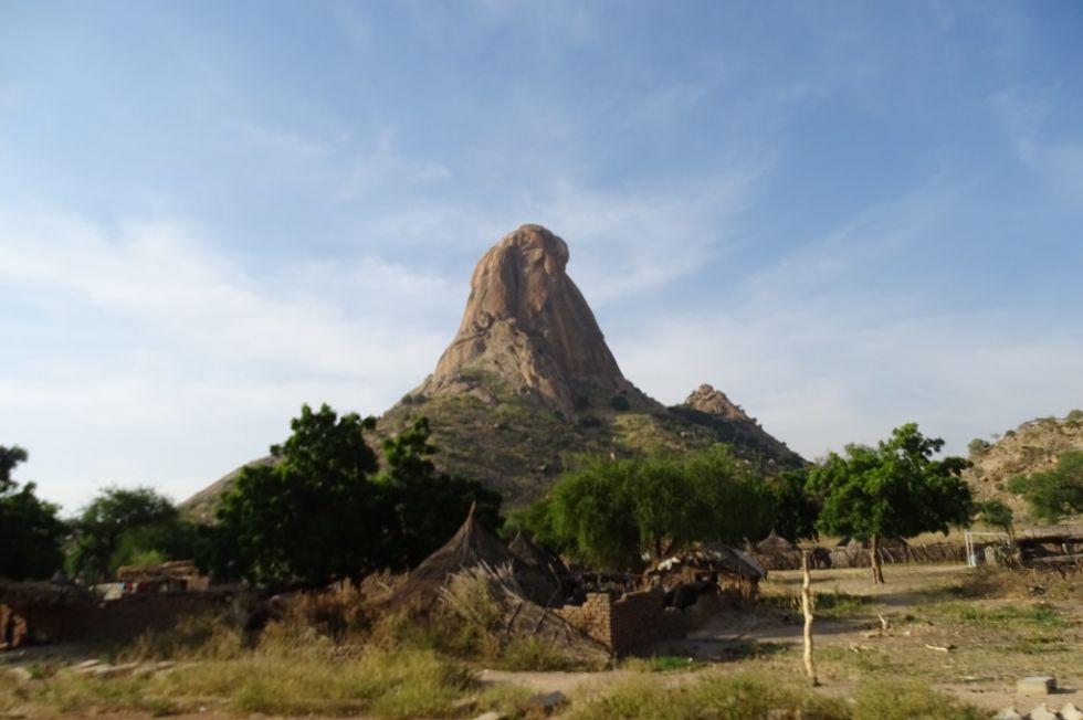 Abtouyour czyli formacje skalne zwane Gorami Sepow