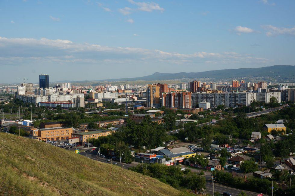 Krasnojarsk, Wyprawy