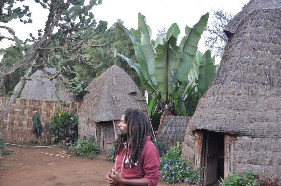 Chatki w Etiopii