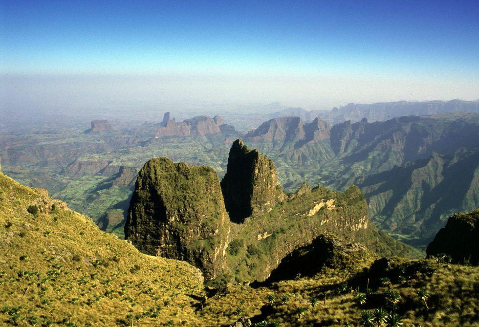gory siemen w etiopii