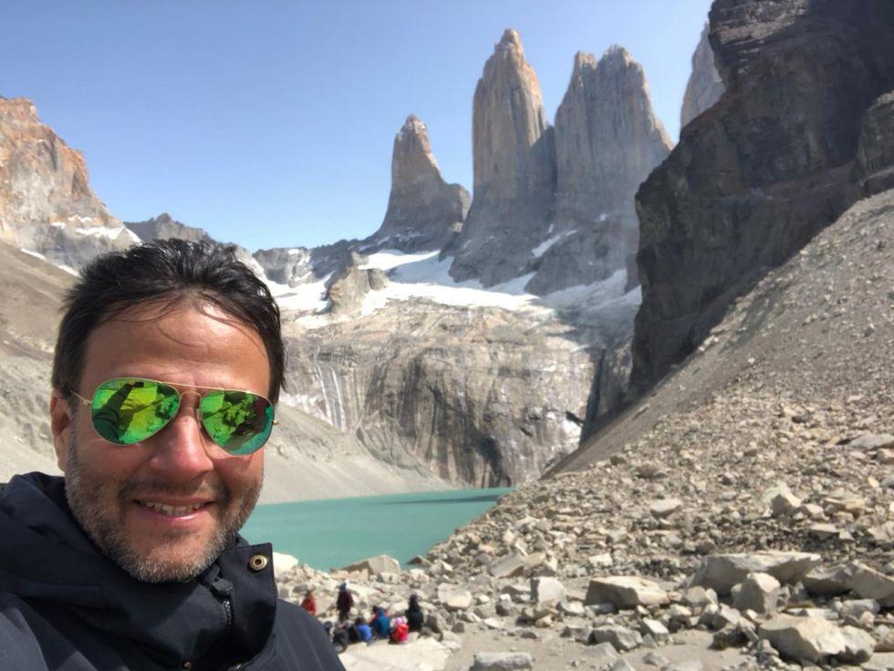 wyprawa do patagonii w parku narodowym torres del paine
