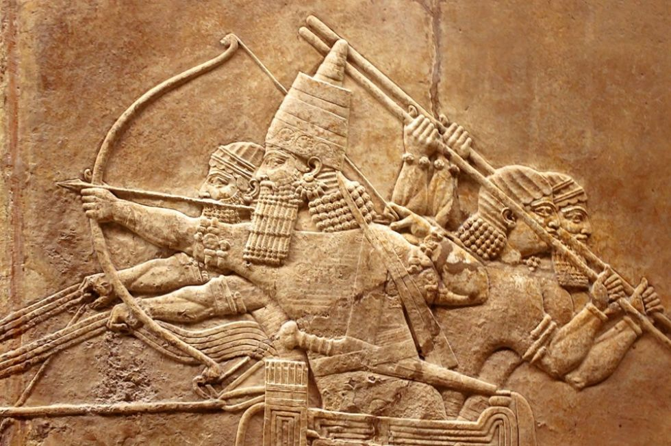 muzeum narodowe iraku