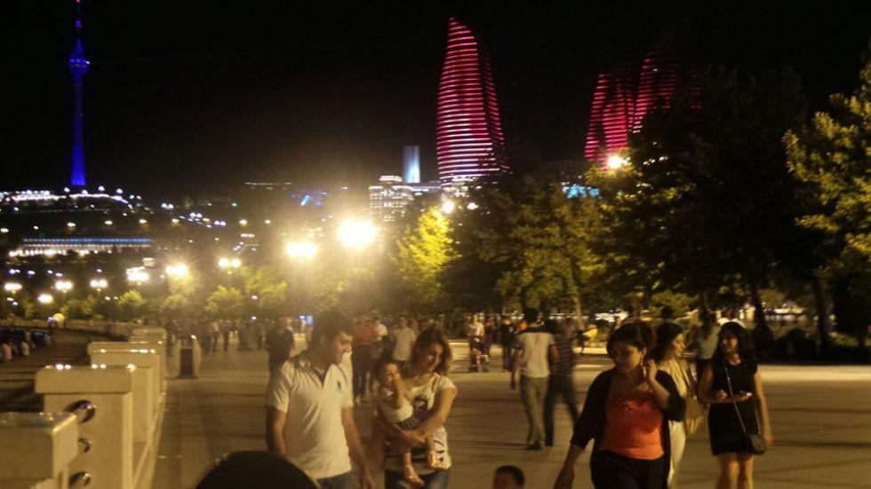 azerbejdzan noca