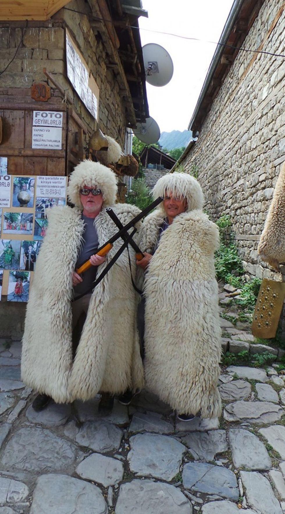 nasi turysci w azerbejdzanie