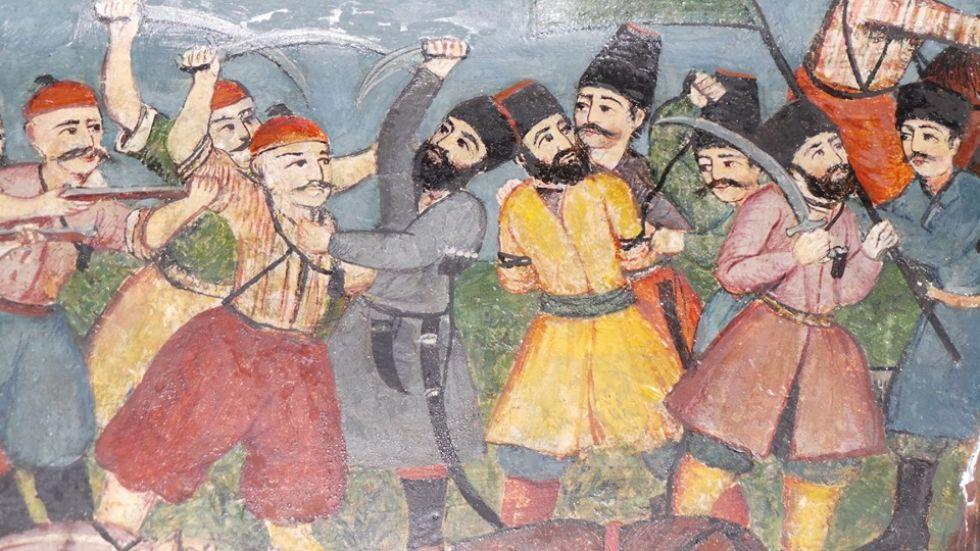 wyprawa do azerbejdzanu