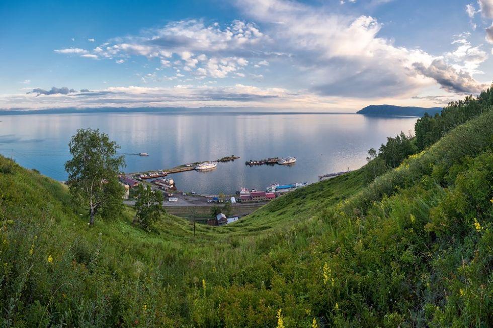 jezioro bajkal najglebsze jezioro na swiecie