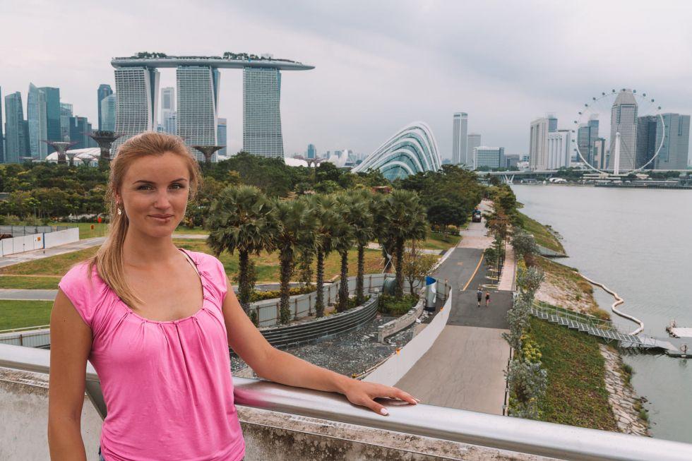 wycieczka po singapurze