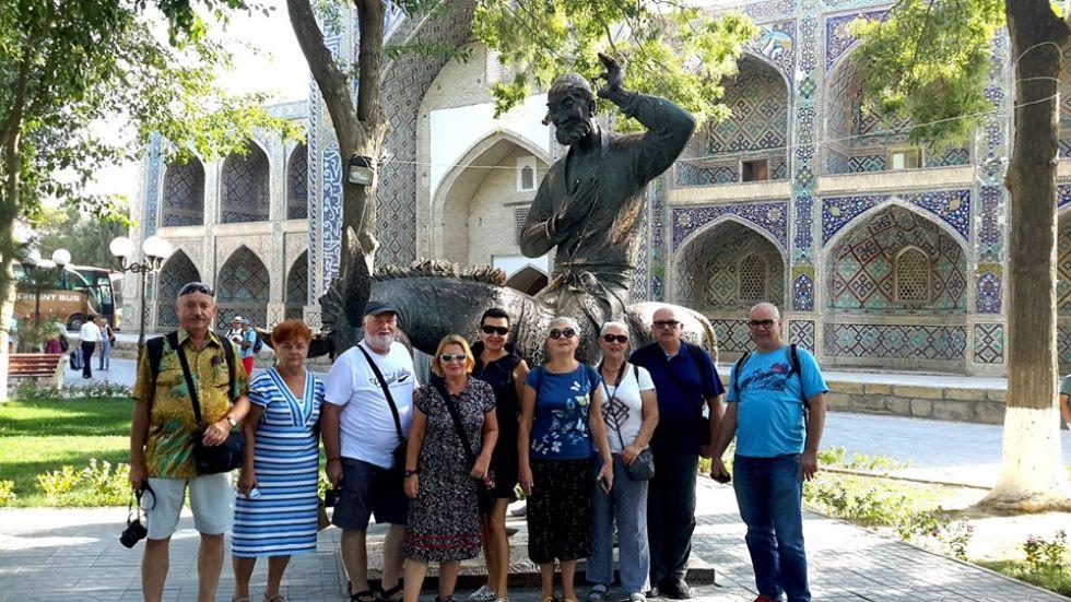 nasza wycieczka podczas objazdu tadzykistanu