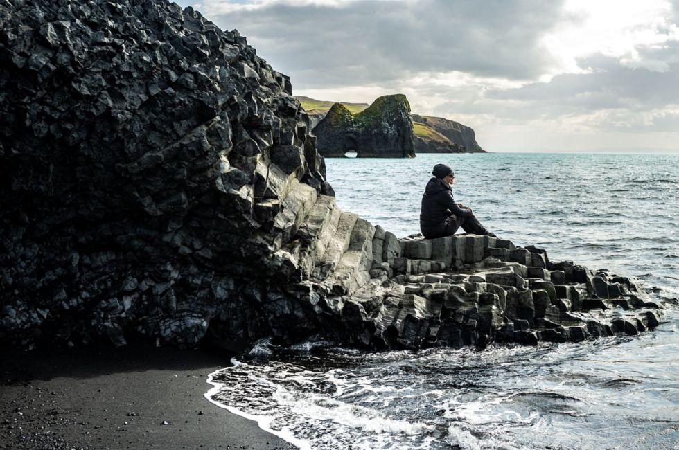 Islandia - piękne ptaki - maskonury.