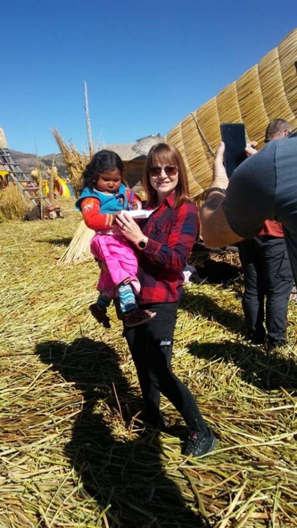 wizyta na boliwijskich wypach uros