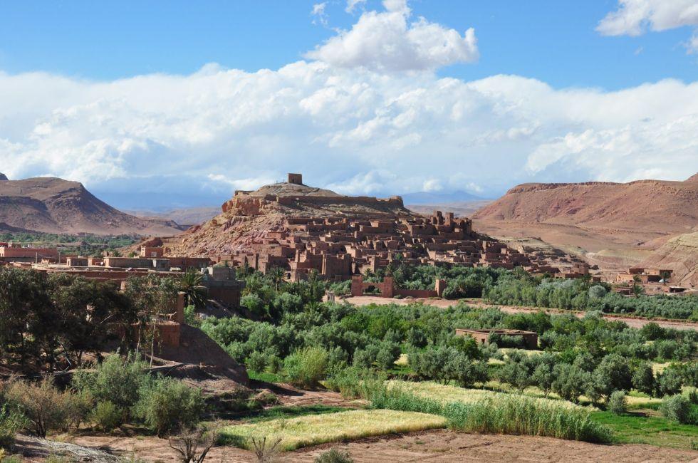 zwiedzanie maroko