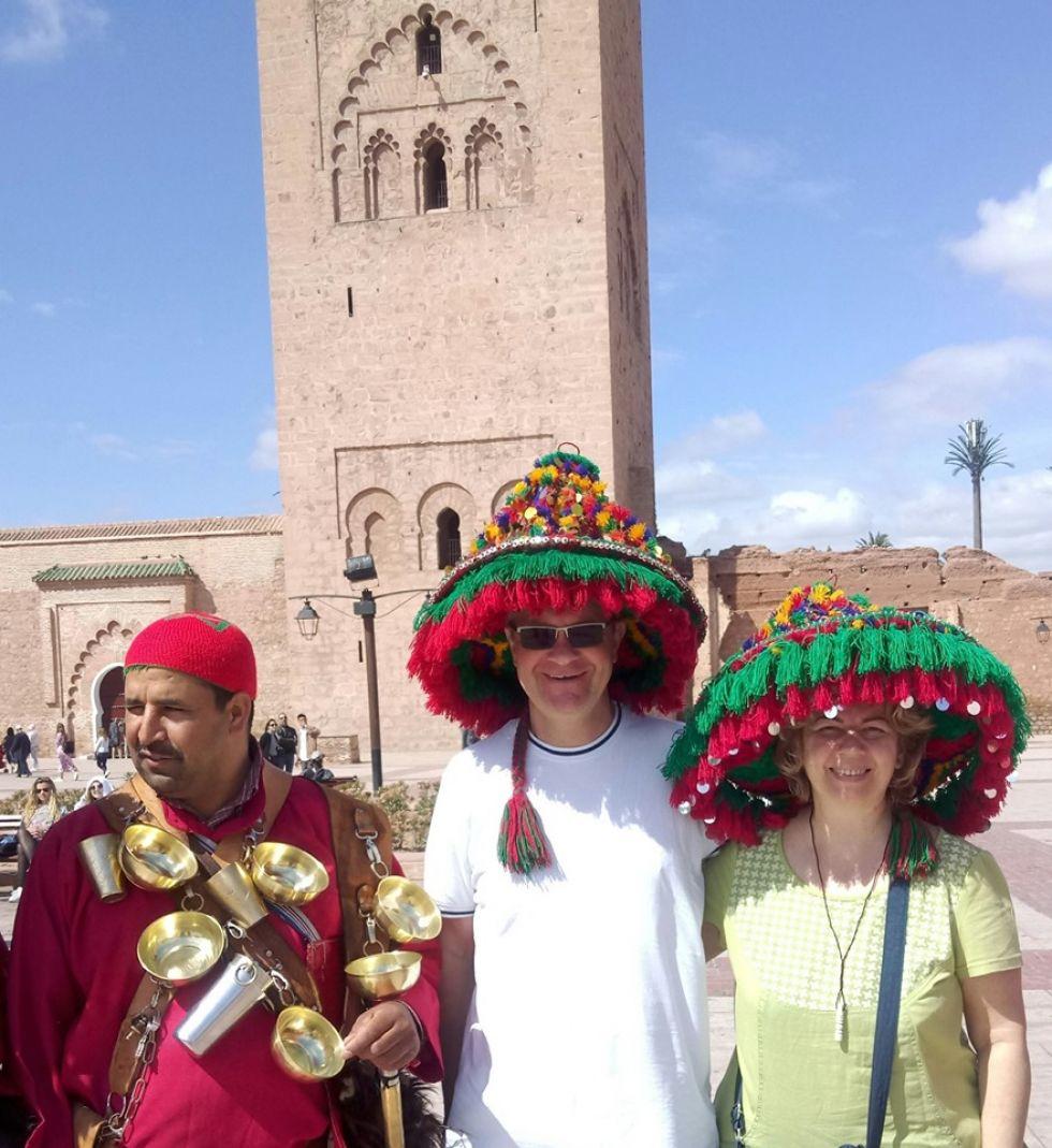 zwiedzanie maroko po maratonie w agadirze