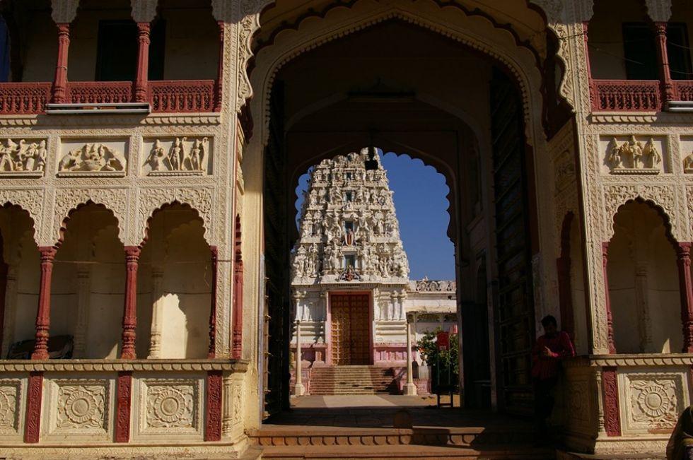 zwiedzanie indyjskich miast