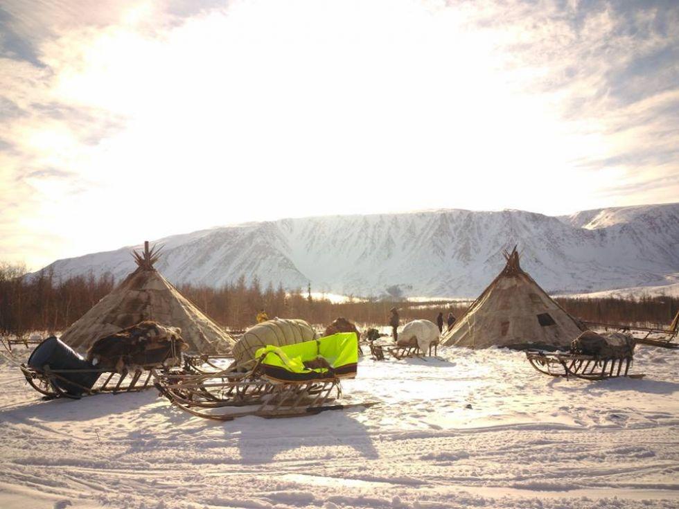 osada-koczujacego-plemienia-niencow