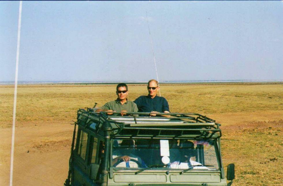 eksploracja pustyni namib
