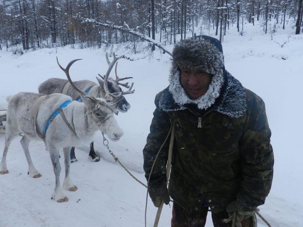 mieszkaniec syberii