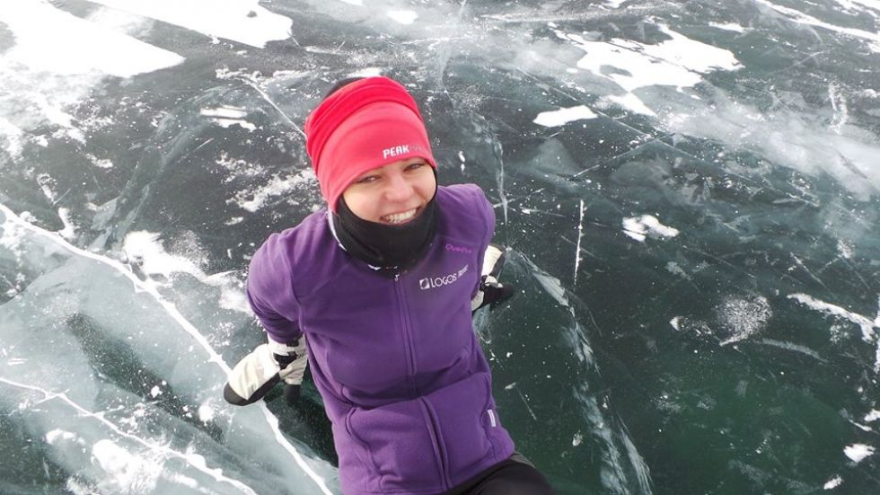 zamrzniety bajkal