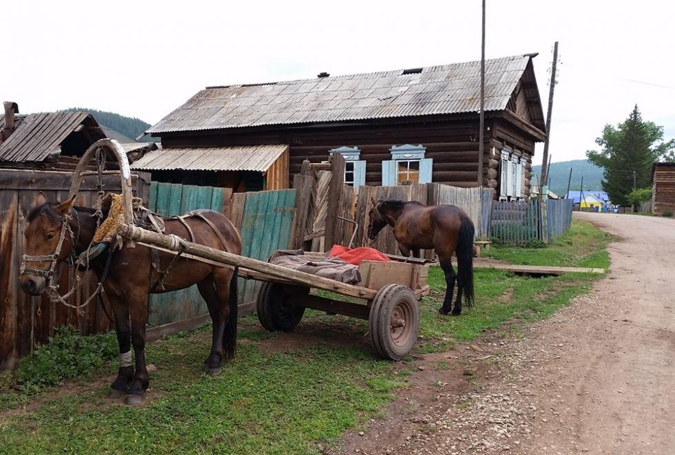 rosyjskie wioski