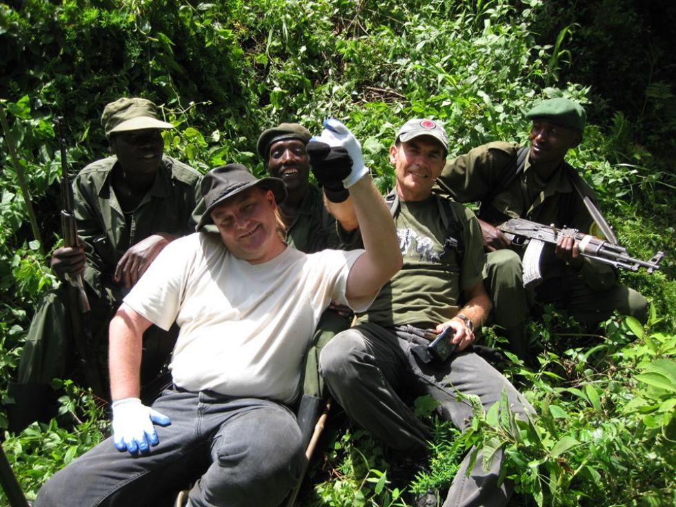 park narodowy bwindi