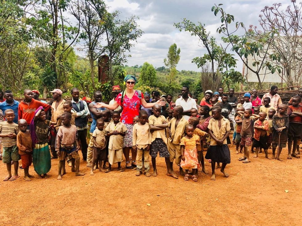 plemie batwa zwane plemieniem pigmejow
