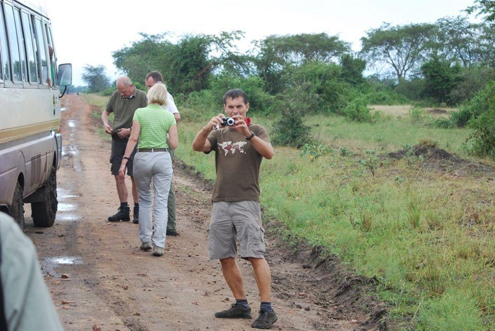 zwiedzanie ugandy