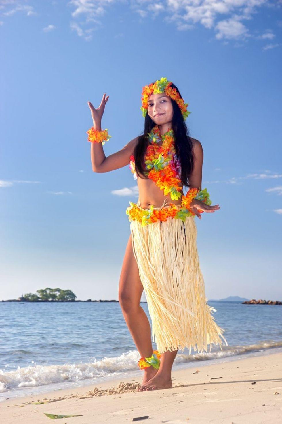 tancerka hula