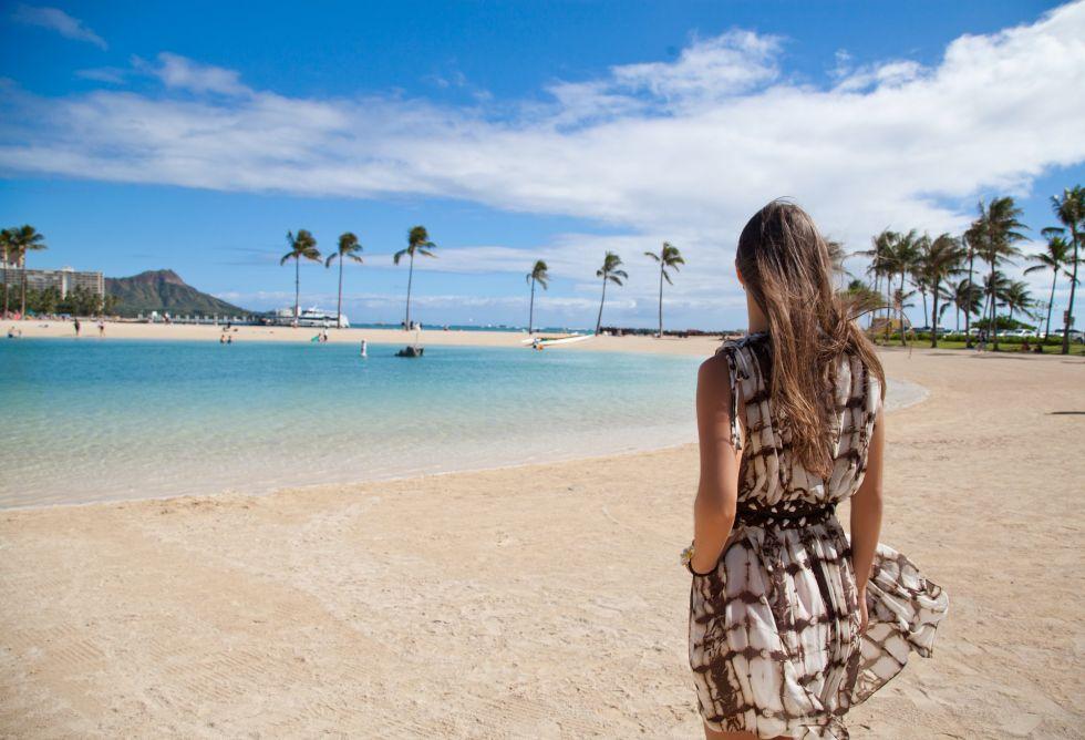 rajskie wyspy pacyfiku hawaje