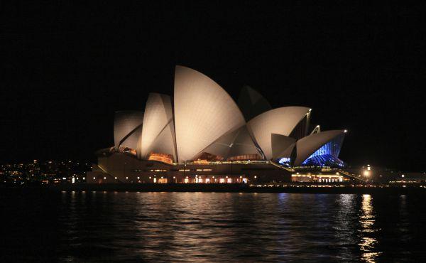 Wycieczka do Australii Nowej Zelandii, budynek Opery