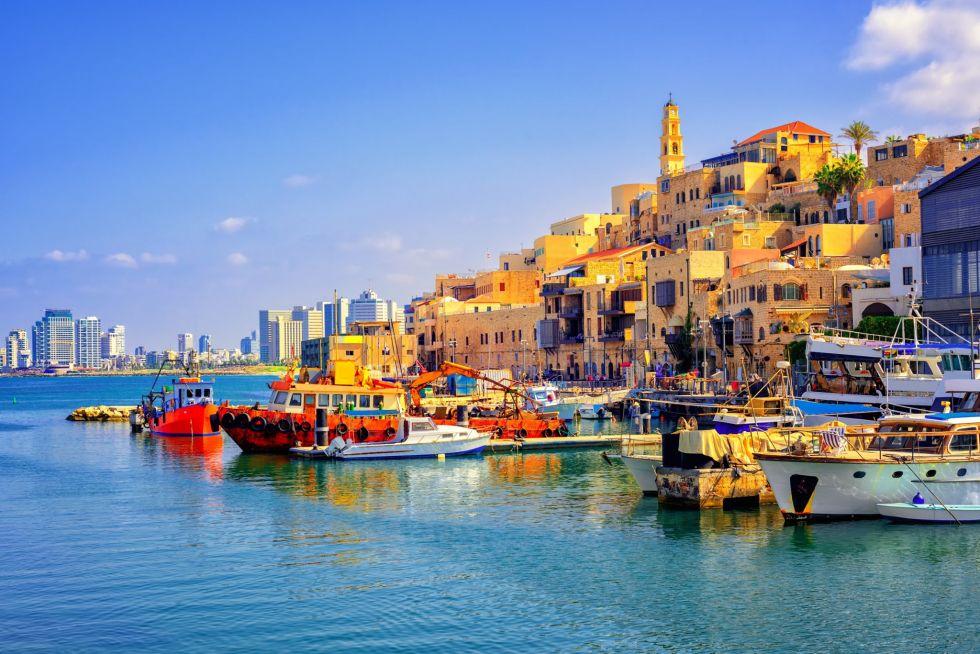 miasteczko portowe jaffa