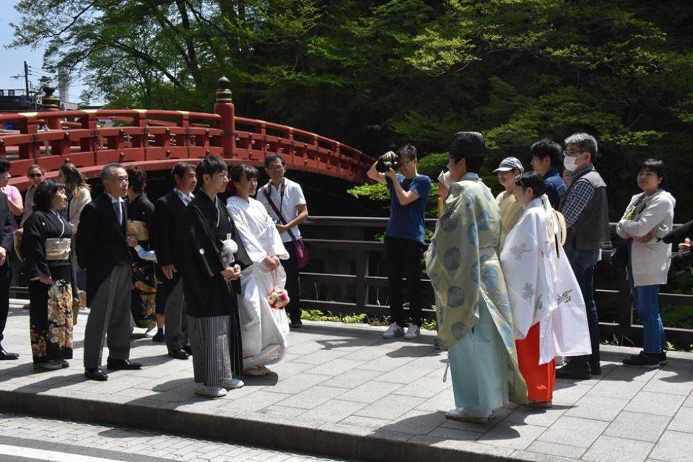 Wesele w Japonii