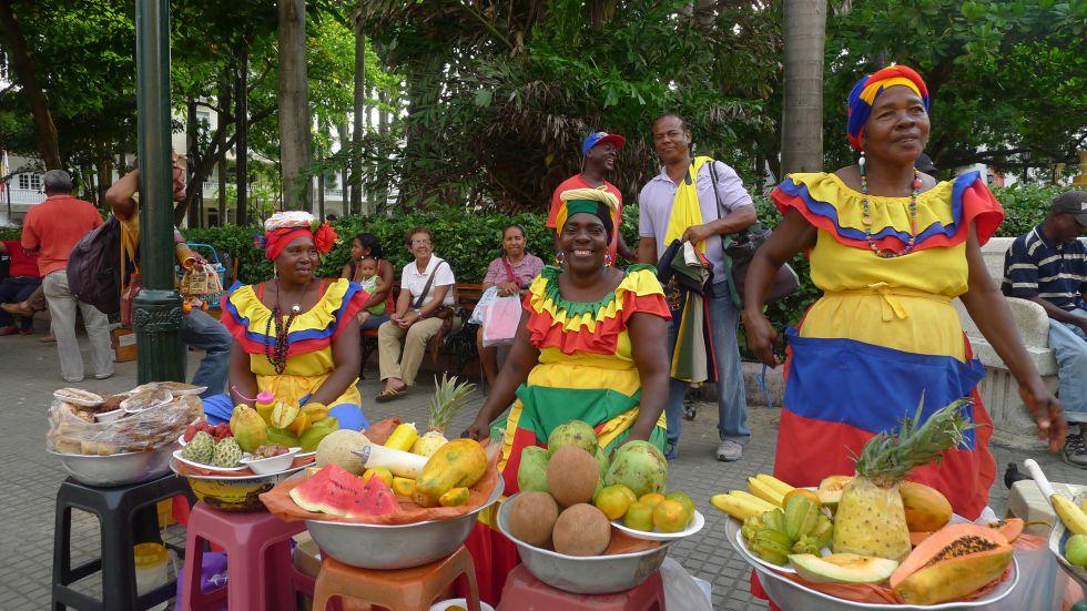 Handel owocami
