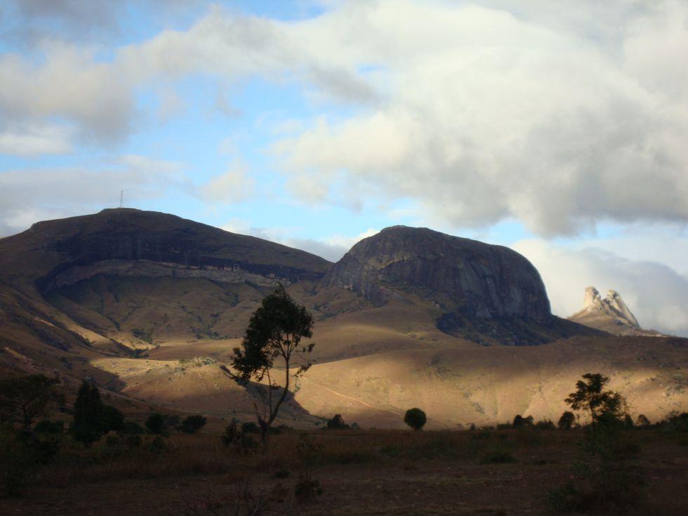Park Narodowy Isalo, Madagaskar
