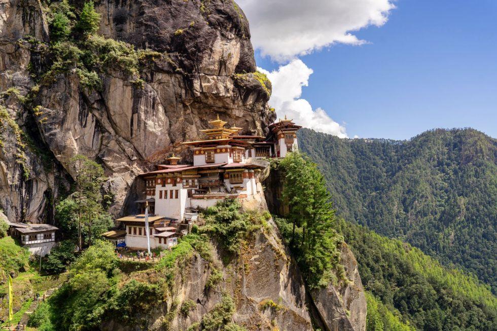 gniazdo tygrysa czyli klasztor taktsang