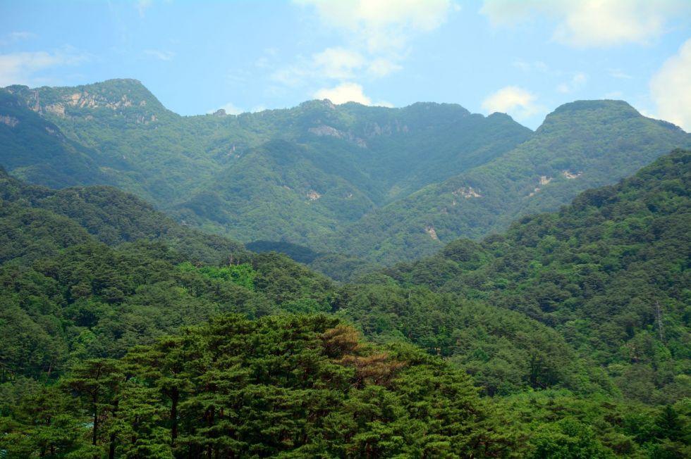 góry Myohyang