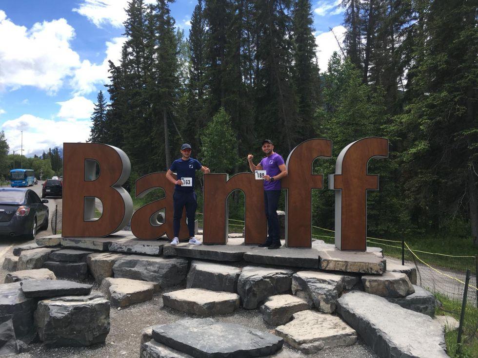banff maraton