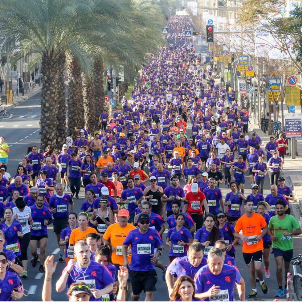maraton w tel awiwie