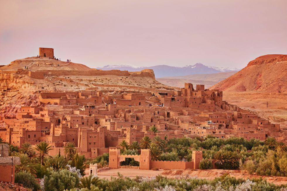 Wycieczla do Maroko