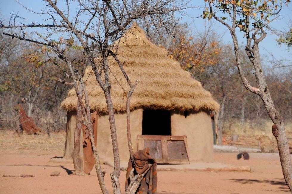 wioska ludu Himba