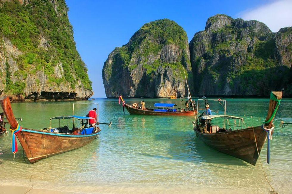Wycieczka do Tajlandii, Malezjii, Singapuru.