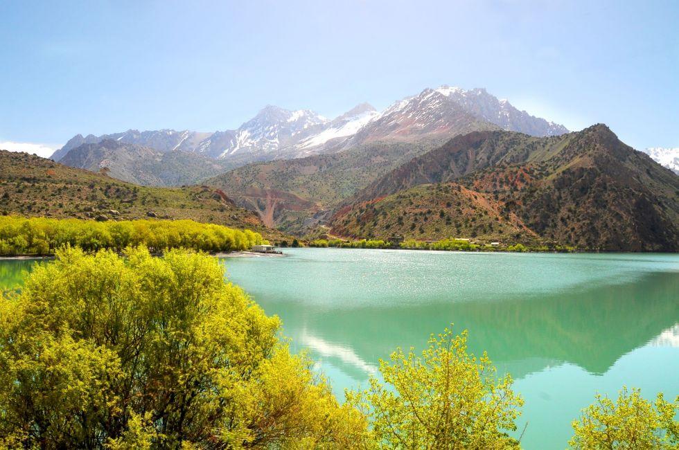 jezioro iskandarkul