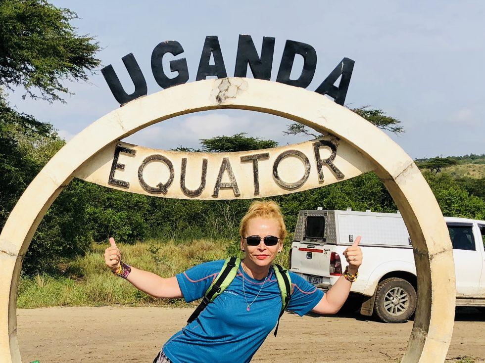 wprawa do Ugandy