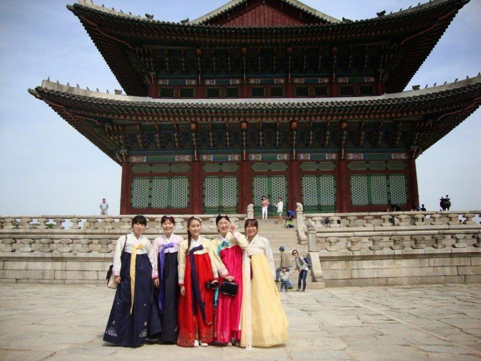 Wyjazd do Korei Południowej i Japonii. Zwiedzanie Seulu.