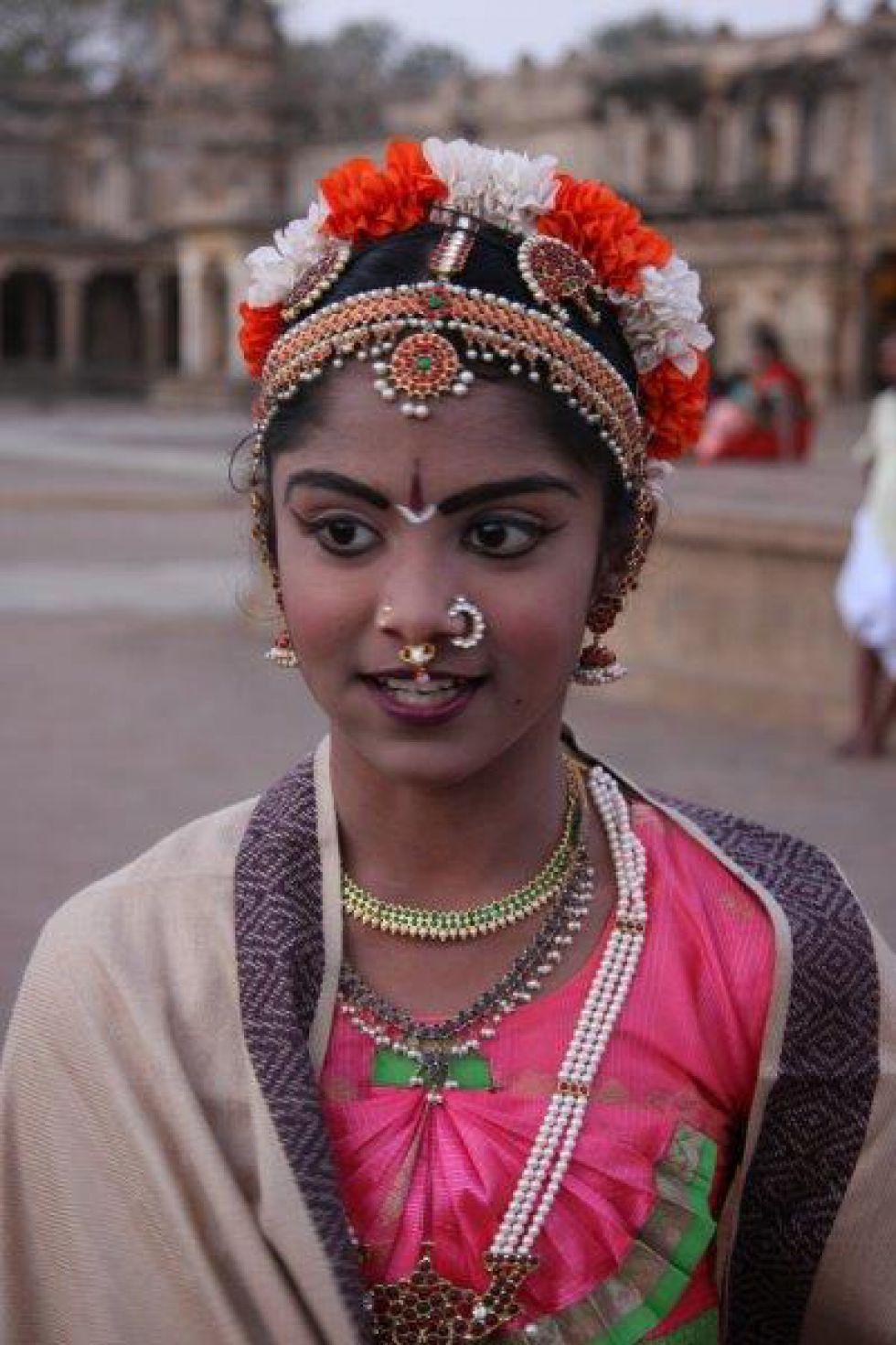 Podróż po Indiach Południowych.
