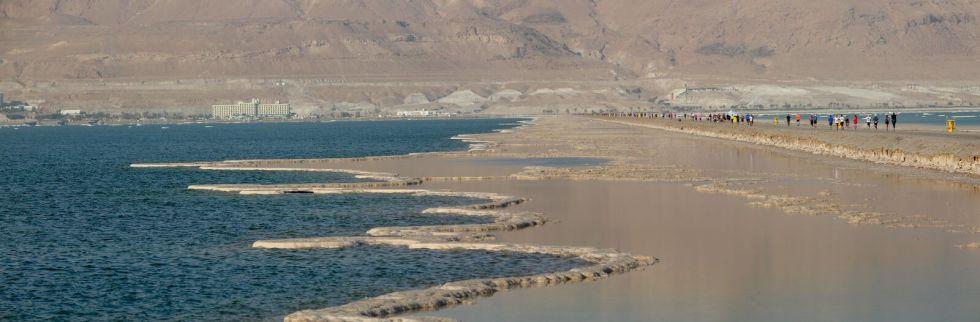 Dead Sea Marathon official photo