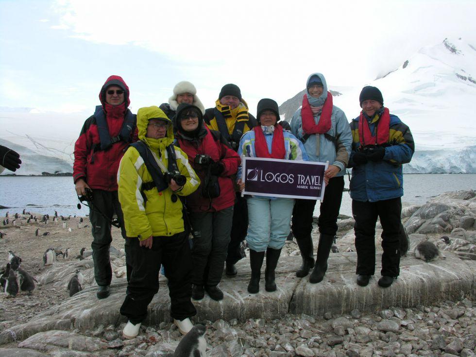 Antarktyda wyprawa