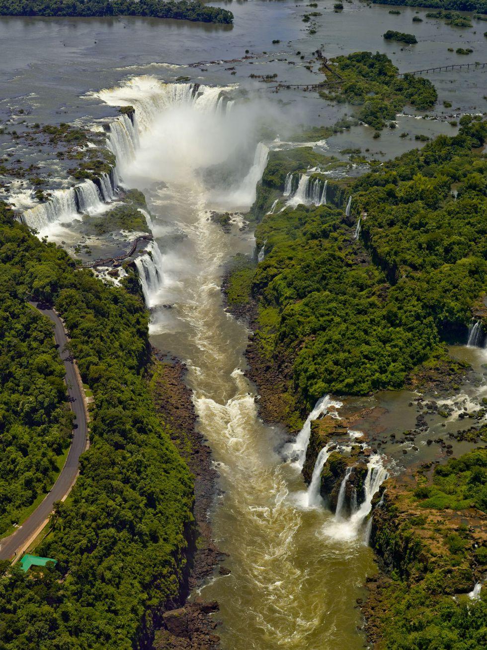 Wodospady Iguaco